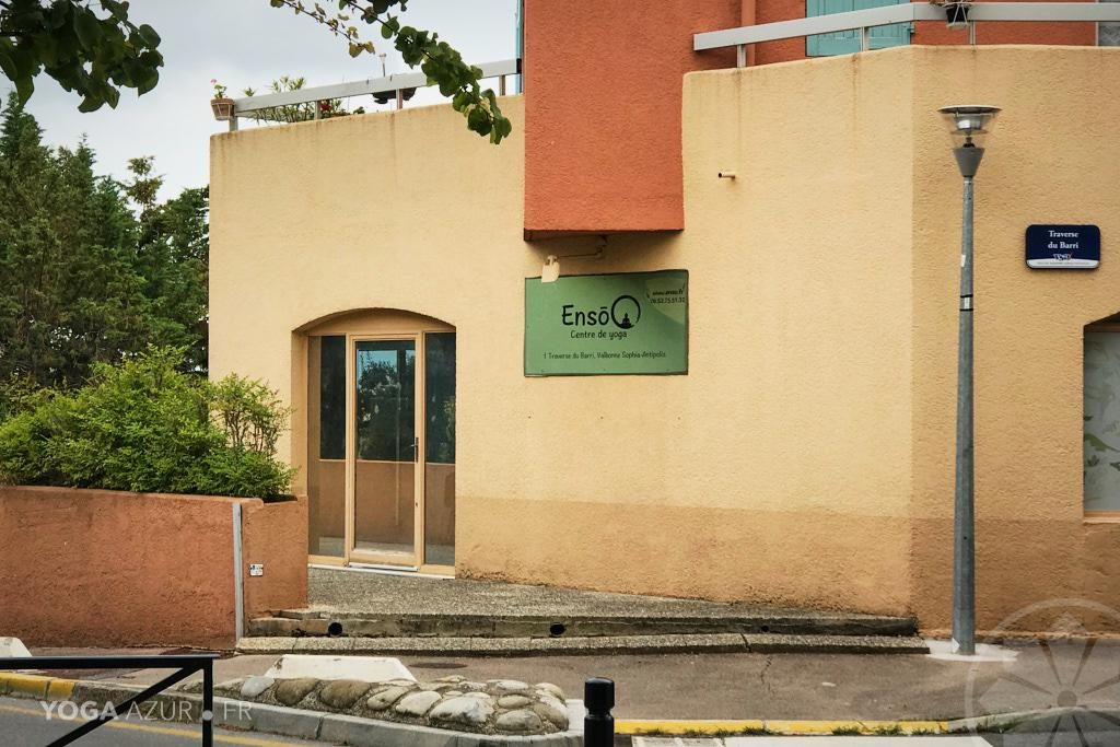 Centre de Yoga Enso - Traverse du Barri - Valbone/Sophia-Antipolis